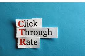 Click Through Rate - Mark Scheets